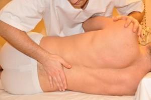 Ostéopathe - traitement dos